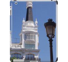 Madrid- Building 4 iPad Case/Skin