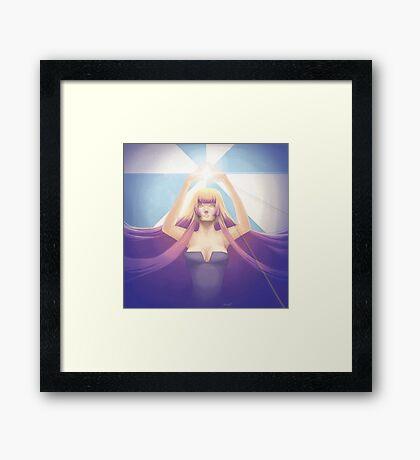 Sanari, Spirit of Rays Framed Print