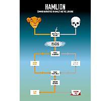 Hamlion Photographic Print