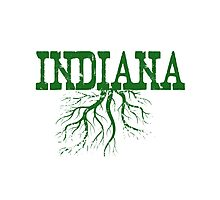 Indiana Roots Photographic Print