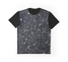 Black Granite Graphic T-Shirt