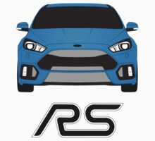 Focus RS One Piece - Short Sleeve