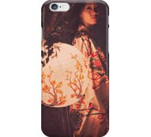 夜思 Thoughts at Moonfall (Oriental Folklores #4)  iPhone Case/Skin