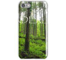 Wanderlust Forest iPhone Case/Skin
