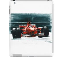 1997  Ferrari F310B iPad Case/Skin