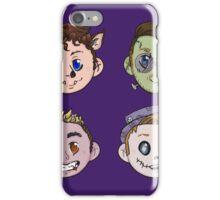 hallostickers iPhone Case/Skin