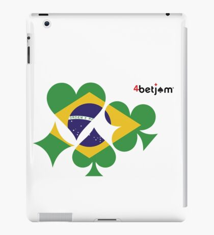 Brazil Poker iPad Case/Skin