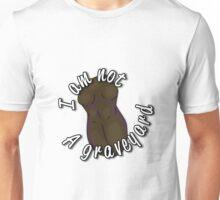 """I AM NOT A GRAVEYARD"" -DARK Vegan, Animal rights, vegetarian  Unisex T-Shirt"