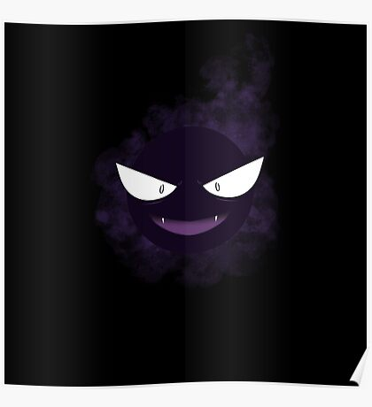 Gastly Poster