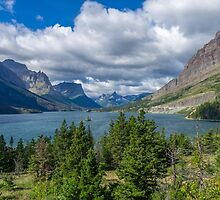 Saint Mary Lake by MichaelJP