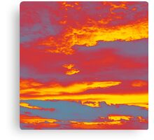 Heaven or Hell Canvas Print