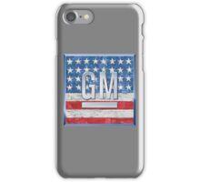 General Motors. iPhone Case/Skin