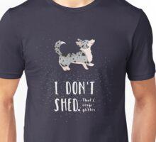 Corgi Glitter (Cardigan Welsh Corgi) Unisex T-Shirt