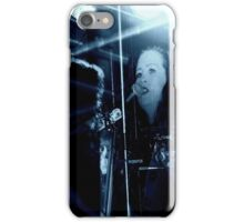 Stage presence iPhone Case/Skin
