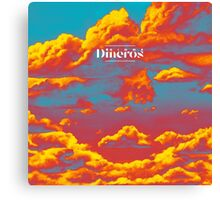 Gimme Dineros is the limit Canvas Print