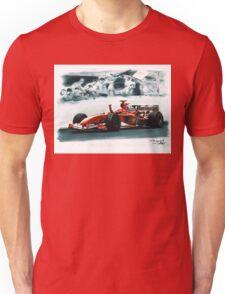 2004 Ferrari F2004 Unisex T-Shirt