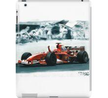 2004 Ferrari F2004 iPad Case/Skin