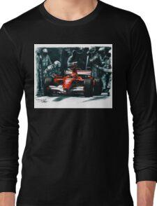 2006 Ferrari 248 F1 Long Sleeve T-Shirt