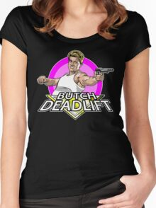 Mutiny in Space Women's Fitted Scoop T-Shirt