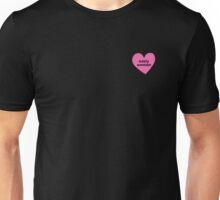 Nasty Woman Heart Unisex T-Shirt