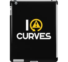 I love curves (8) iPad Case/Skin