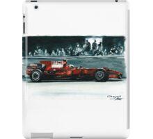 2008 Ferrari F2008 iPad Case/Skin