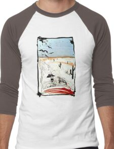 Fear and Loathing in LV Men's Baseball ¾ T-Shirt