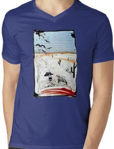 Fear and Loathing in LV Mens V-Neck T-Shirt
