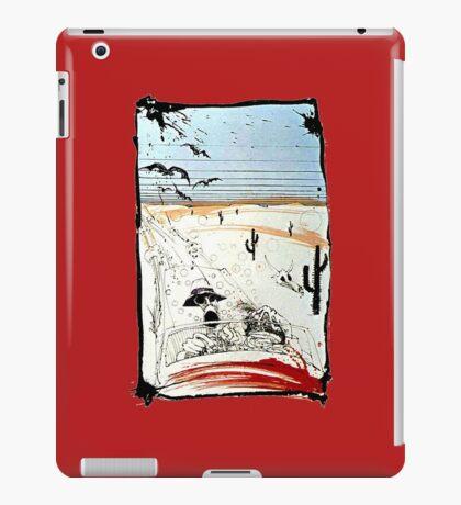 Fear and Loathing in LV iPad Case/Skin