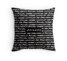 FRIENDS- Throw Pillow