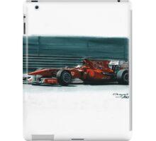"2010 Ferrari F10 ""800GP"" iPad Case/Skin"
