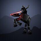 Moonlight Rider by jobe