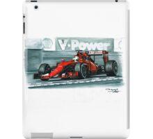 2015 Ferrari SF15-T iPad Case/Skin