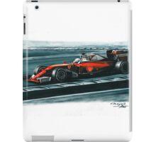 2016 Ferrari SF16-H iPad Case/Skin