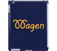 diesel Wagen (3) iPad Case/Skin