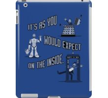 Reality is Cool iPad Case/Skin