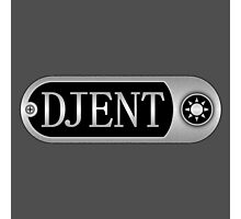 Metal Djent Photographic Print