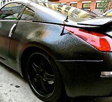 Nissan 350Z Bedliner PaintJob by Erik  Coleman