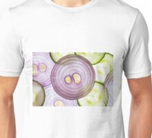 Purple Onion Unisex T-Shirt