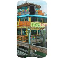 Dinner Cruise Samsung Galaxy Case/Skin