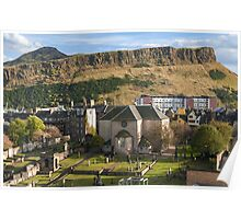 Canongate Kirk Poster