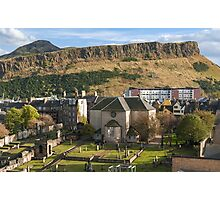Canongate Kirk Photographic Print