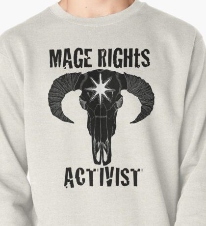 Mage Rights Activist Pullover