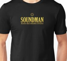 Golden Studio Soundman Unisex T-Shirt