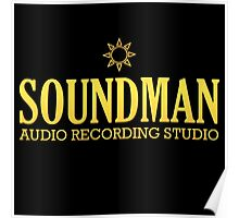 Golden Studio Soundman Poster