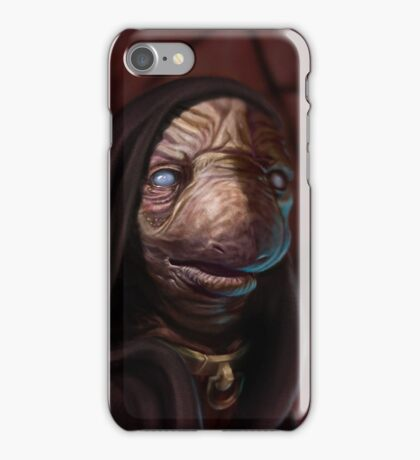 Podling Slave iPhone Case/Skin