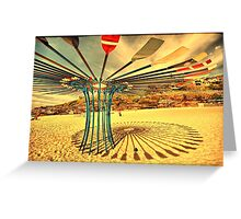 2016 Sculpture by the Sea 09 Greeting Card