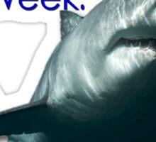30 Rock - Shark Week Sticker