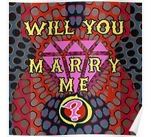 Perfect Marriage Proposal Poster