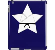 Martial Arts Star iPad Case/Skin